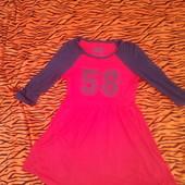 Яркое  и лёгкое спортивное платье от young dimension 9-11tl