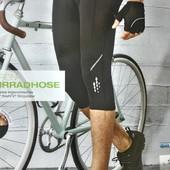 новые.мужские вело капри.Crivit/Германия.48-50 М