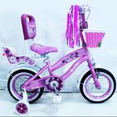 Двухколесный велосипед Rueda 12-03B