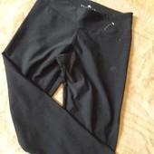 Спортивные штаны леггинсы Adidas climalite р.46