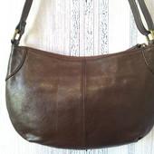 Кожаная сумка M&S Collection. Индия. кроссбоди.