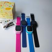 Оригинальные детские часы Smart Baby Watch Q100(Q90)