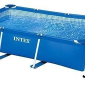 Каркасный бассейн 300 х 200 х 75 см Intex 28272