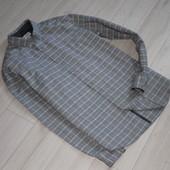 Рубашка 100% хлопок разм L