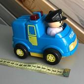 Машина полиция на батарейках