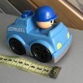 Полицейская машина полиция