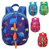 Детский рюкзак «Дино», новый