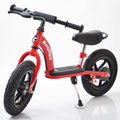 Детский беговел 12″B-10″ ненадувные колеса