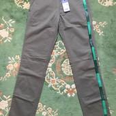 Мужские фирменные штаны брюки хаки Италия