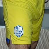 Спортивние оригинал футбольние шорти труси Sondico (Сондико) ф.к Свонси .хл-л .
