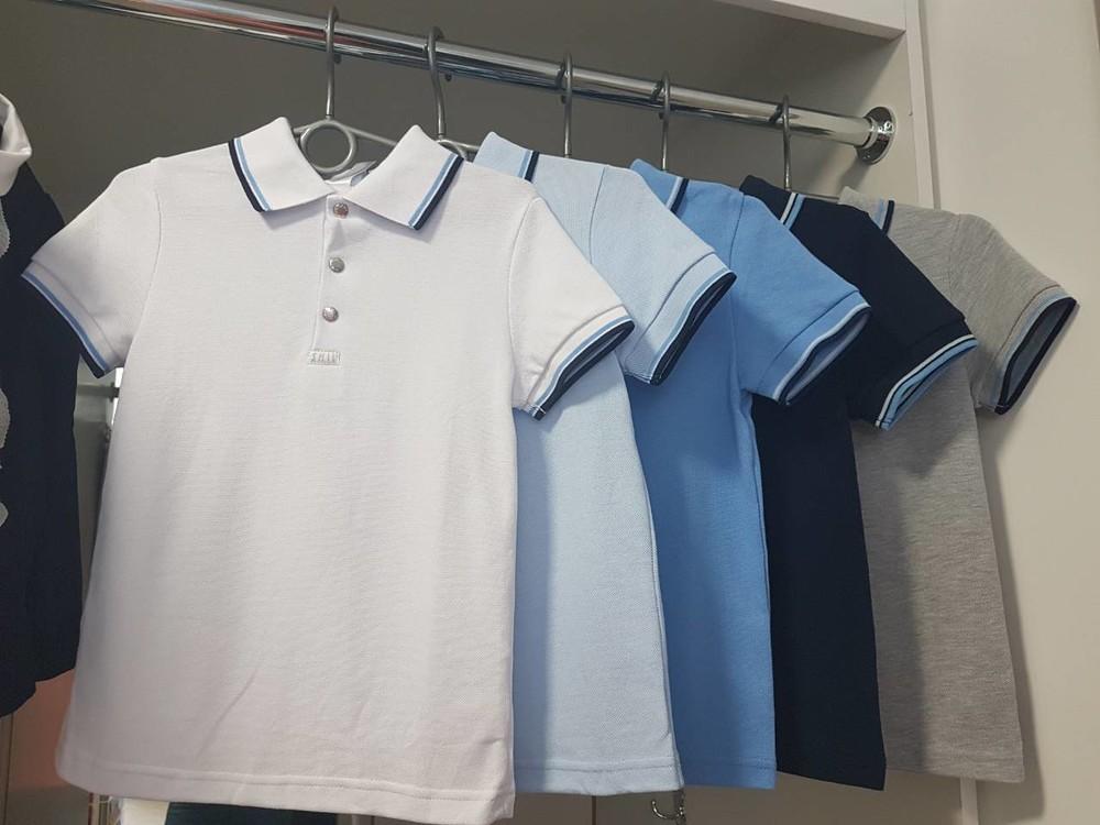 -20%школьная форма, smil, футболка - поло, короткий рукав фото №1