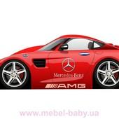Кровать машина Мереседес AMG - Выбор настоящего парня!