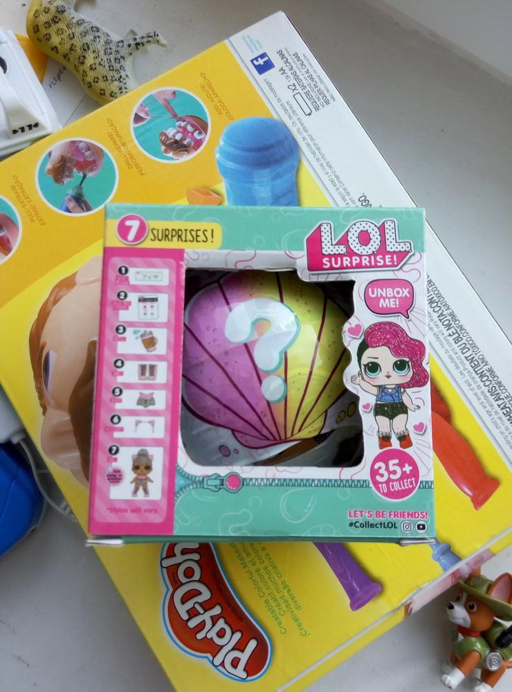 новинка кукла лол жемчужный сюрприз в коробке Lol Pearl 10 см