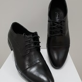 Классические туфли из натур кожи №41