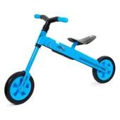 TCV Складной велобег беговел синий T700 B