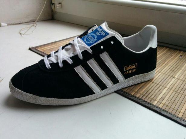 фирменные кроссовки Adidas gazelle OG!100%оригинал с ec Топ кожа фото №1