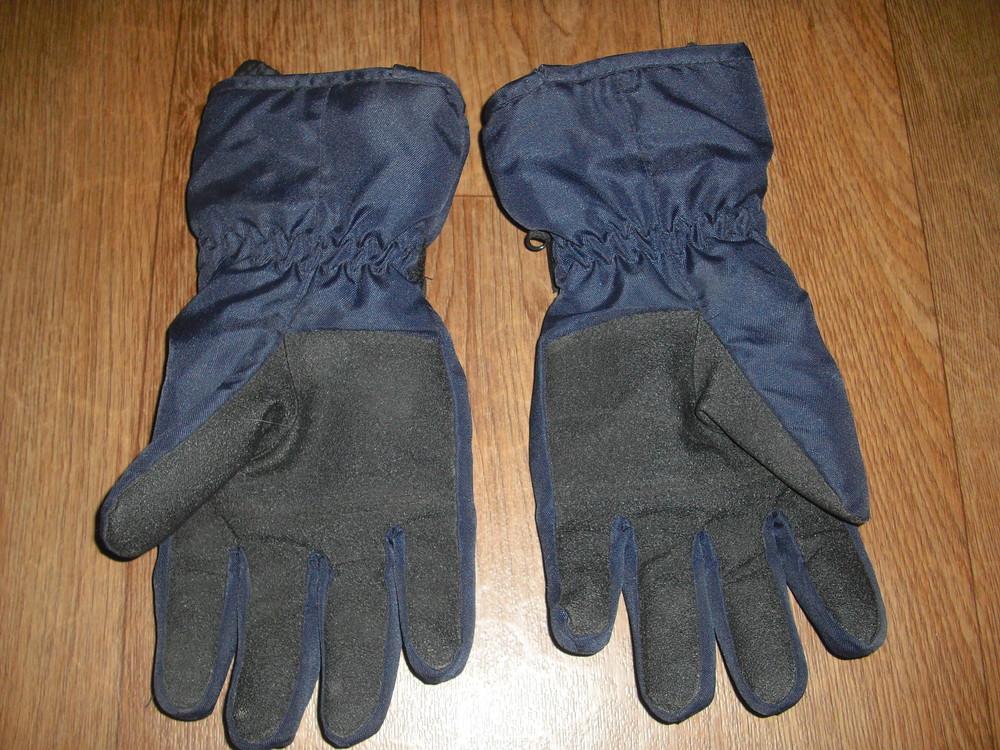 Мужские зимние перчатки fila размер xl фото №2