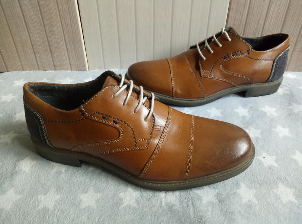 Don Carlos Більшомірять.Туфлі із натуральноі шкіри 43 рр і устілка 29 см. фото №1
