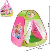 Детская палатка 815 S Winx