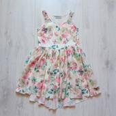 Matalan. Размер 4 года. Шикарное нарядное платье для девочки. Состояние: новой вещи