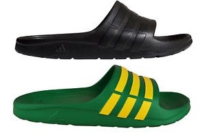 Сланцы adidas duramo slide фото №5
