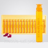 Vita Q10 Plus Hair Ampoules ампулы для интенсивного лечения сильно поврежденных волос