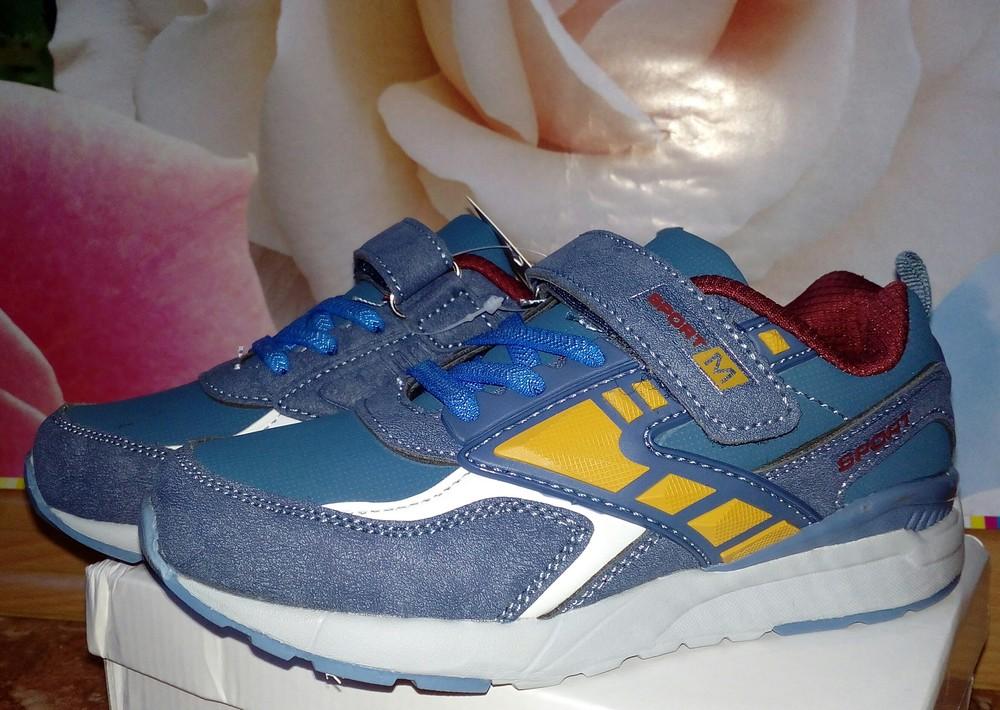 Шикарные кроссовки tom.m для мальчика и девочки фото №2