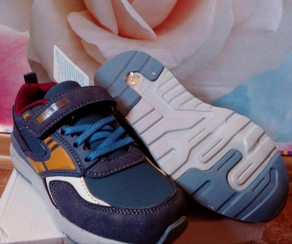 Шикарные кроссовки tom.m для мальчика и девочки фото №4