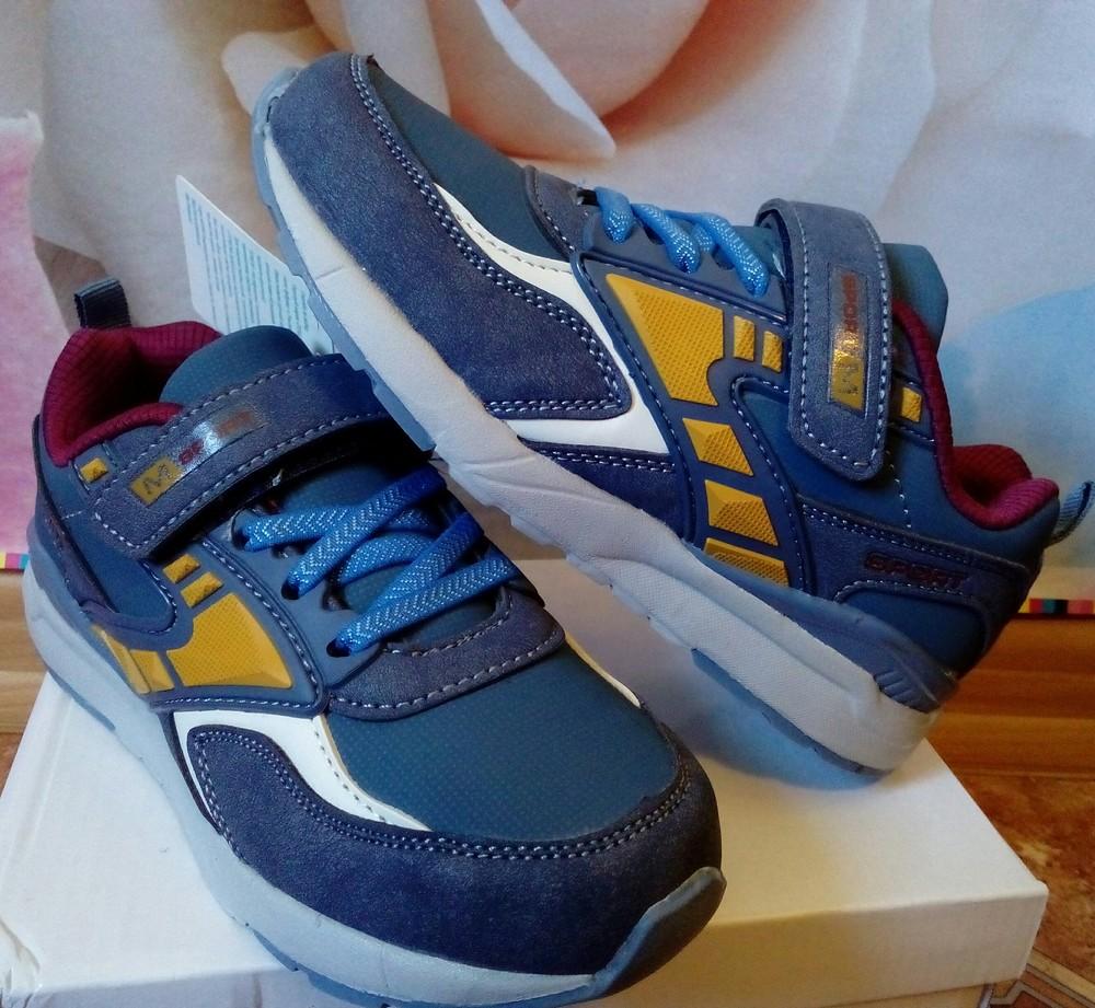 Шикарные кроссовки tom.m для мальчика и девочки фото №5
