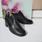 Базовые туфли Ecco 37р 24см