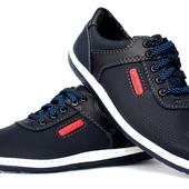 Туфли мужские спортивные в стиле Colabia (КЛС-2сб)