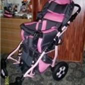 Инвалидная коляска для девочки с дцп 10-12 лет. Child 1 аналог АмбреллаОчень лёгкая и комфортная