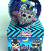Куколка LOL Luminous + акссесуары  1108