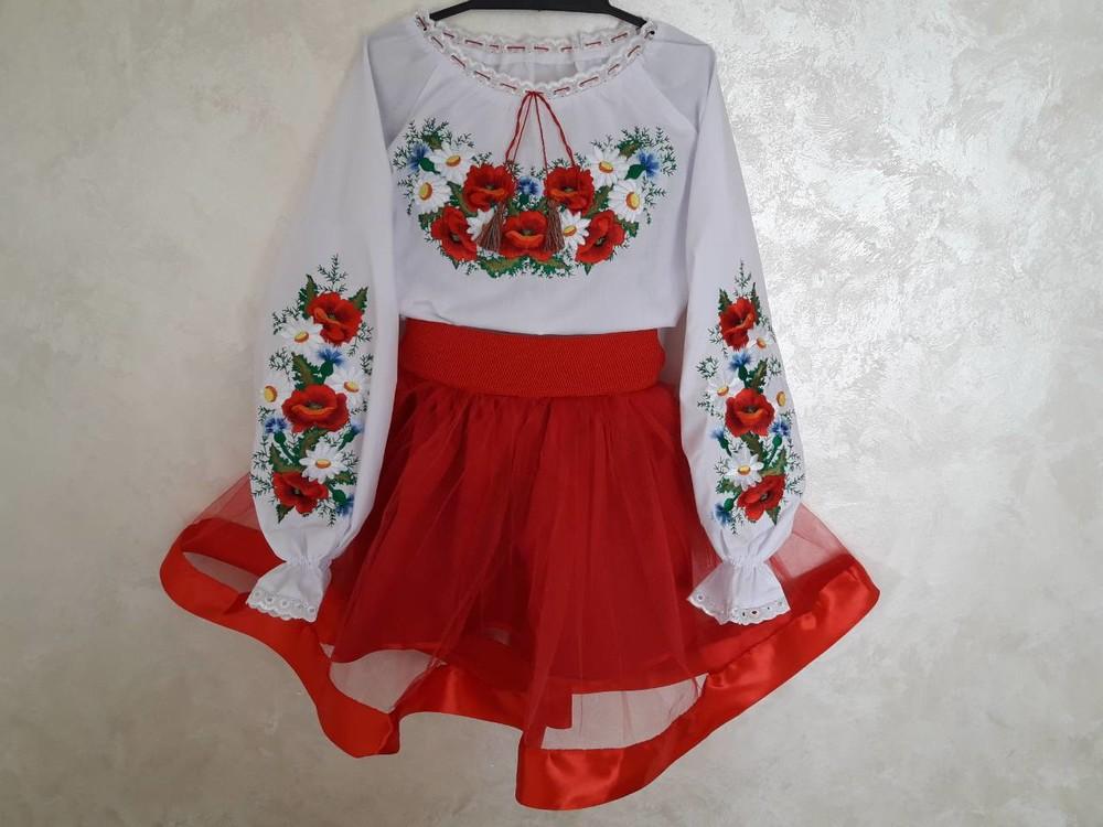 c61ac165509ab4 Костюм вишитий, цена 534 грн - купить Рубашки и вышиванки новые - Клумба