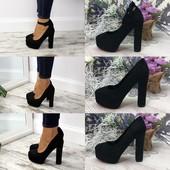 Стильные туфли, Новинка