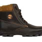 Ботинки мужские на Зиму, стильные и удобные (СБ-12)