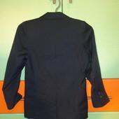 Школьный пиджак Marks&Spencer на 7 лет (рр122)