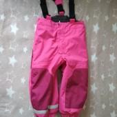Классный полукомбинезон штаны от H&M, на 2-3 г