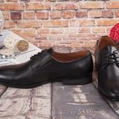 Мужские классические туфли Натуральная кожа