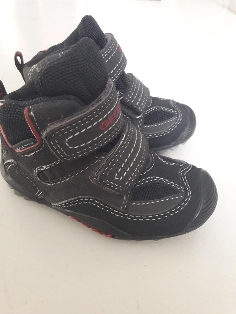 273196b9e Демисезонные ботинки geox , 21 разм, цена 550 грн - купить Сапоги и ...