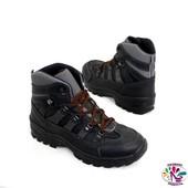 Трекинговые ботинки 44 р Liberty кожа оригинал деми