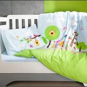 Постельное белье в кроватку - 6 расцветок
