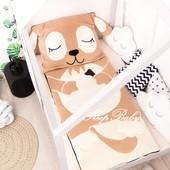 Собака -детский спальник-слипик, спальный мешок