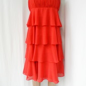 Новое стильное брендовое платье pkz woman. Размер UK 12/40 (M/L).