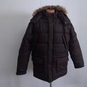 Шикарна якісна куртка зимова батал