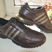 Кожаные кроссовки Adidas GeoFit 44-45р.