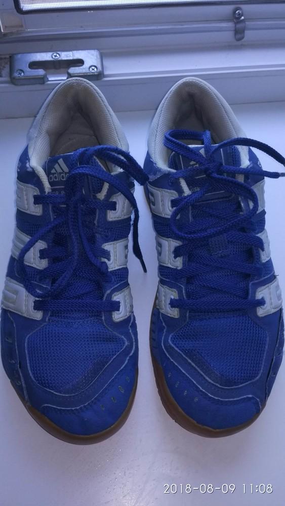 Кроссовки adidas stabil гандбол волейбол  фото №10
