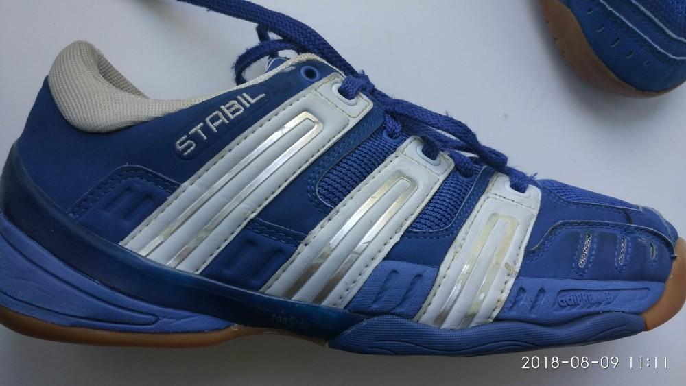 Кроссовки adidas stabil гандбол волейбол  фото №11