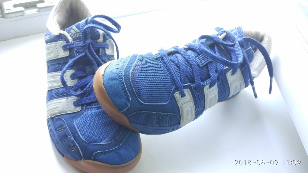 Кроссовки adidas stabil гандбол волейбол  фото №2
