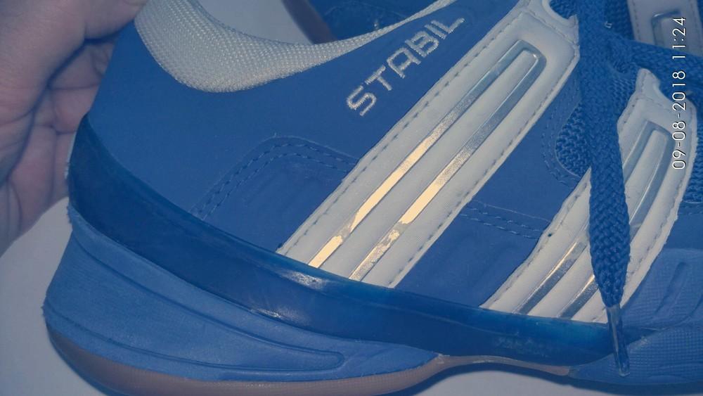 Кроссовки adidas stabil гандбол волейбол  фото №3